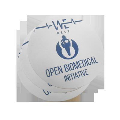 Adesivi Open Biomedical da 115€