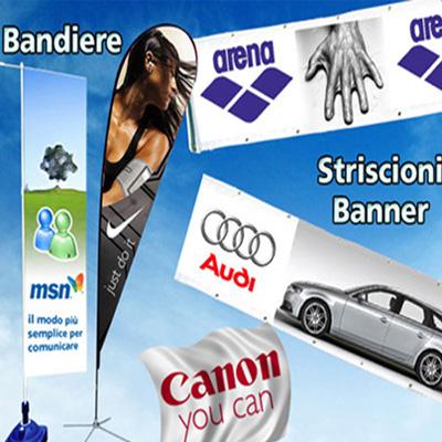 Banner/Striscioni/Microforato