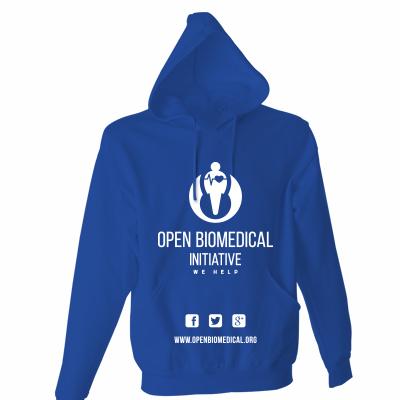 Felpe Open Biomedical Supporter 30€