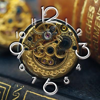 Orologio da parete - 40  x 40 cm